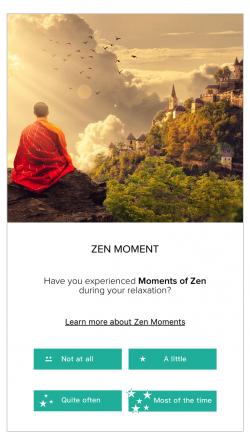 Zen-Momente